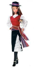 Кукла Барби Чили, серия Куклы мира, BARBIE