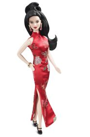 Кукла Барби Китай, серия Куклы мира, BARBIE