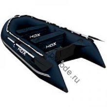 Лодка HDX надувная, модель OXYGEN 330 AL, цвет синий