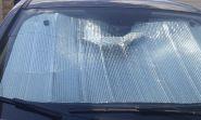 Светоотражающий экран для автомобиля