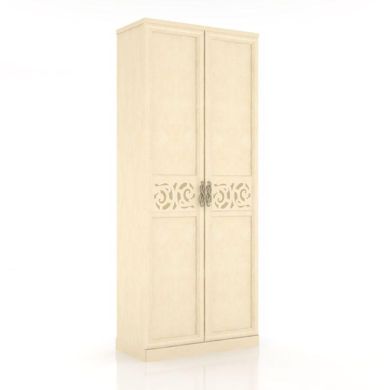 Шкаф «Александрия» двухстворчатый (ЛД 618.050)