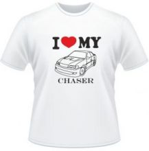 I love my chaser