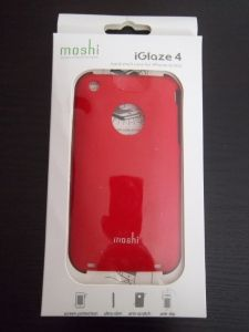 Накладка Apple iPhone 3G/3GS Moshi №3