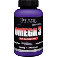Ultimate Nutrition - Omega 3
