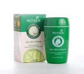 Маска для лица Био Молоко (Bio Milk, BIOTIQUE), 50г