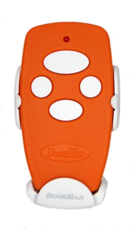 Пульт Doorhan Transmitter 4 оранжевый
