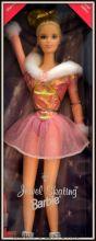 Коллекционная кукла Барби Бриллиант фигурного катания, Wal*Mart  - Jewel Skating Barbie doll