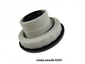 Блок подшипников (суппорт) бака для стиральной машины Zanussi Занусси (СOD 062) правая резьба