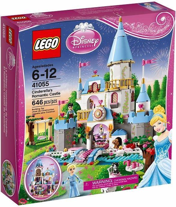 41055 Золушка на балу в Королевском Замке конструктор ЛЕГО Принцессы Диснея