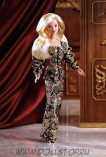Коллекционная кукла Барби от Кристиана Диора - Christian Dior Barbie Doll