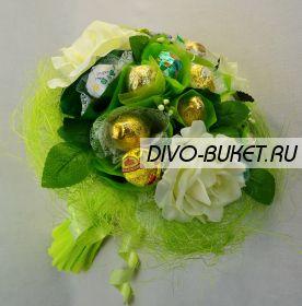 """Ручной букет из конфет №229 """"Вальс цветов"""""""