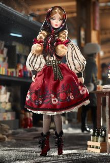 Коллекционная кукла Барби Мила - Mila Barbie Doll