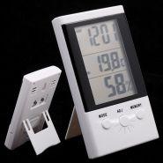 Цифровой термометр + гигрометр+ часы