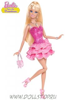 Коллекционная кукла Барби Жизнь в Доме Мечты - Barbie Life in the Dreamhouse Barbie Doll