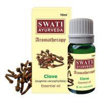Эфирное масло Гвоздика Свати Аюрведа (Swati Ayurveda Clove Essential Oil)