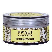 Swati Ayurveda Herbal Night Cream
