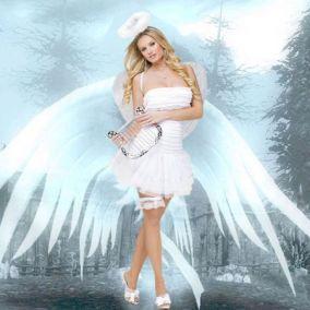 Маскарадный костюм ангела