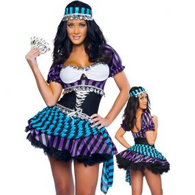 Платье цыганки