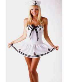 Белое платье юнги