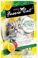 """Fussie Cat """"Лимон"""" Комкующийся наполнитель (10 л)"""