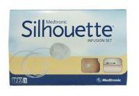 Silhouette Силуэт MMT-384 – канюля 17 мм, катетер 80 см. Инфузионный набор для подкожного введения инсулина