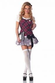 Платье школьницы