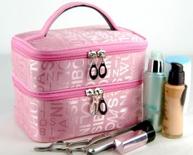 Бьюти-кейс для хранения косметики
