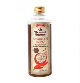 Масло белого кунжута (Sesam Oil White) 500 мл ВНИМАНИЕ! СКИДКА! (срок годности до 08/2017)