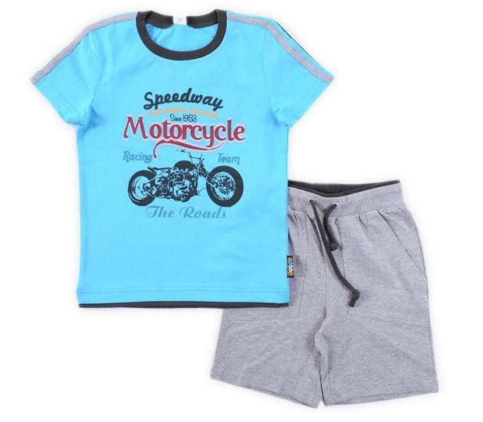 Комплект для мальчика Мотоцикл