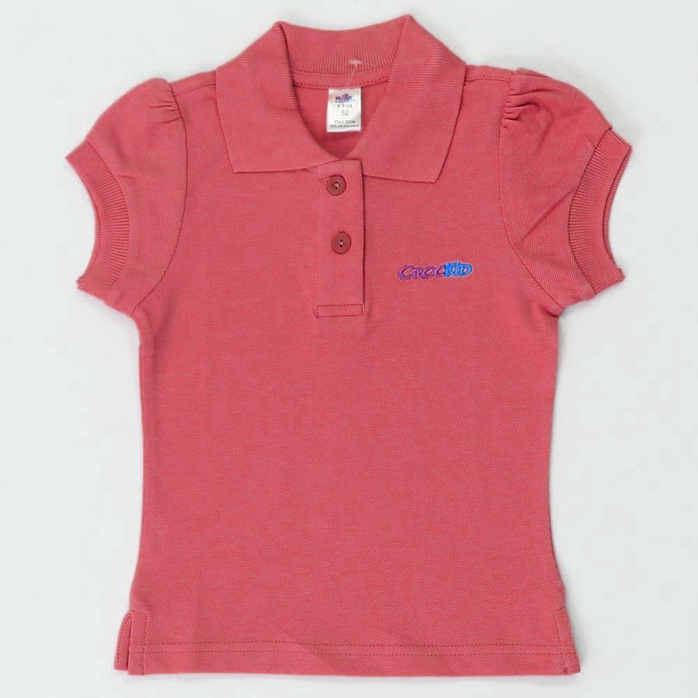 Блуза красная Crockid