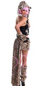 Карнавальный костюм леопарда