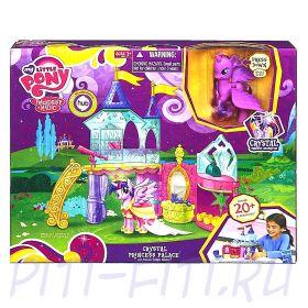 HASBRO. My Little Pony. Кристальный Замок