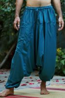 Индийские мужские штаны алладины (афгани), купить в интернет-магазине