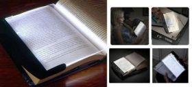Светодиодная подсветка для книг