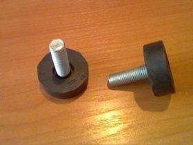 Ножка для стиральных машин D10mm, короткая