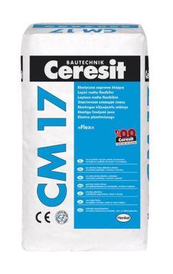 Ceresit CM 17 - эластичный клей для любых видов плитки