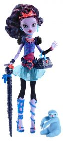 Кукла Джейн Булитл (Jane Boolittle), базовая с питомцем, MONSTER HIGH