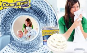 Шар для стирки Clean Ballz (Клин Бол)