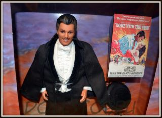 Коллекционная кукла Кен как Ретт Балтер (Унесенные ветром) - Ken Doll Barbie - Rhett Butler