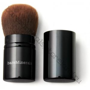 bareMinerals Buff and Go Mineral Veil Retractable Face Brush