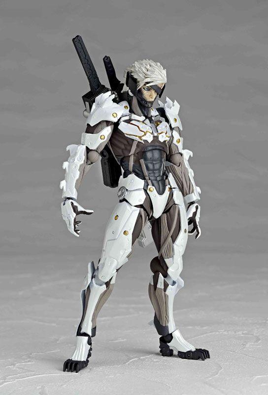 Фигурка Raiden White Armor