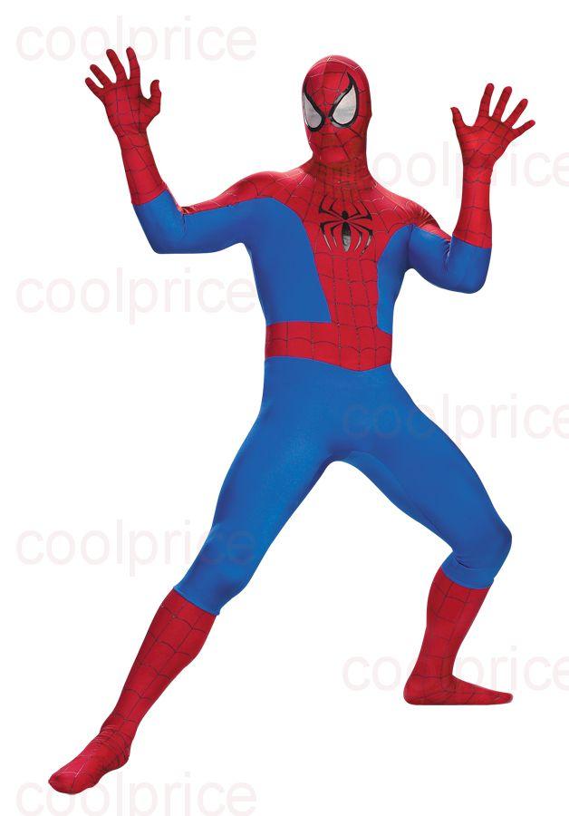 Костюм Спайдермена, человека-паука (Spider-Man costume)