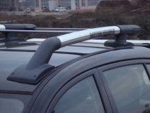 Багажник на крышу Voyager MAXPORT CHROME