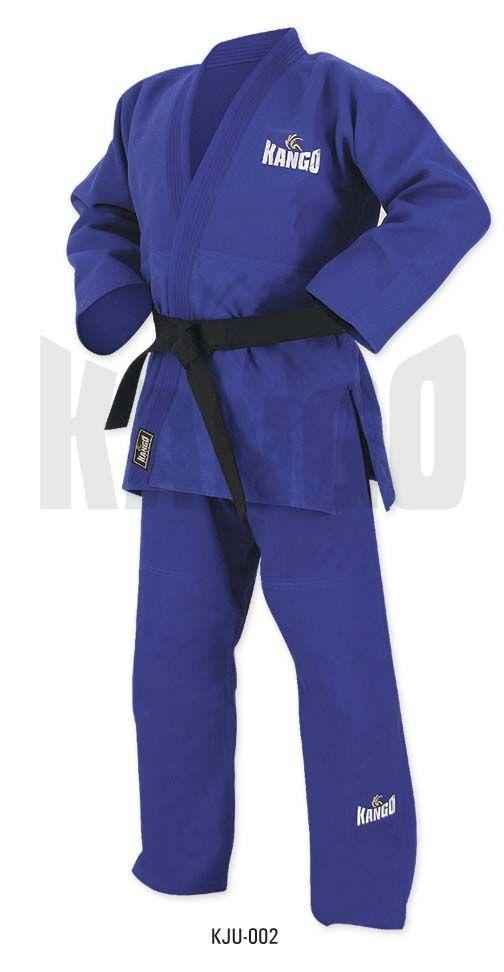 Униформа Дзюдо  профи., 900 гр., синяя, артикул 6004, размер 7/200, KANGO