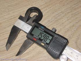 Пыльник карданного вала R-35