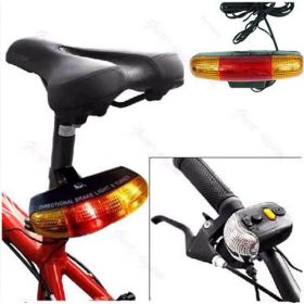 Поворотный сигнал для велосипедов