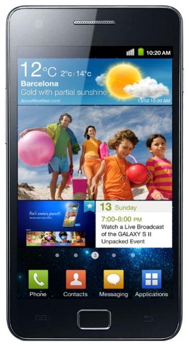 Samsung Galaxy S 2 II GT-I9100