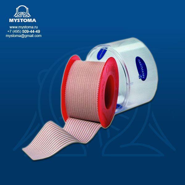 Omniplast® / Омнипласт - фиксирующий пластырь из текстильной ткани /цвет кожи/: 5 м х 2,5 см