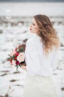 Свадебные шубки болеро в прокате москва фото