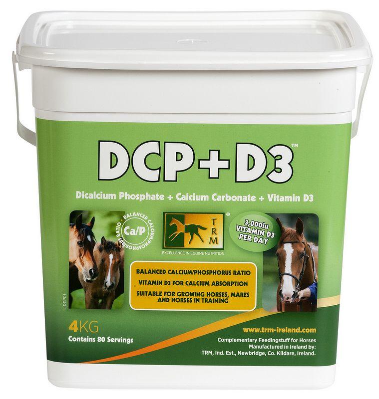"""""""DCP + D3"""" Минерально-витаминная подкормка для кобыли жеребят. 4 кг"""